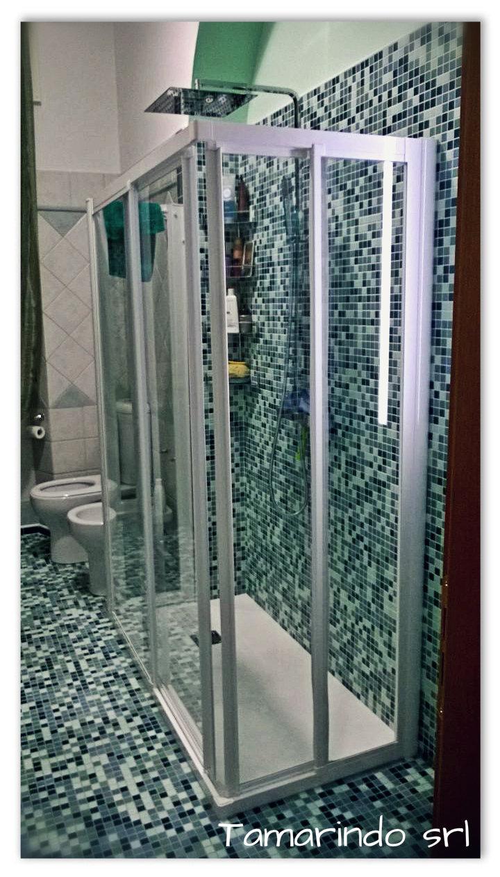 Sostituzione vasca con doccia tamarindo s r l for Piatto doccia 140x70