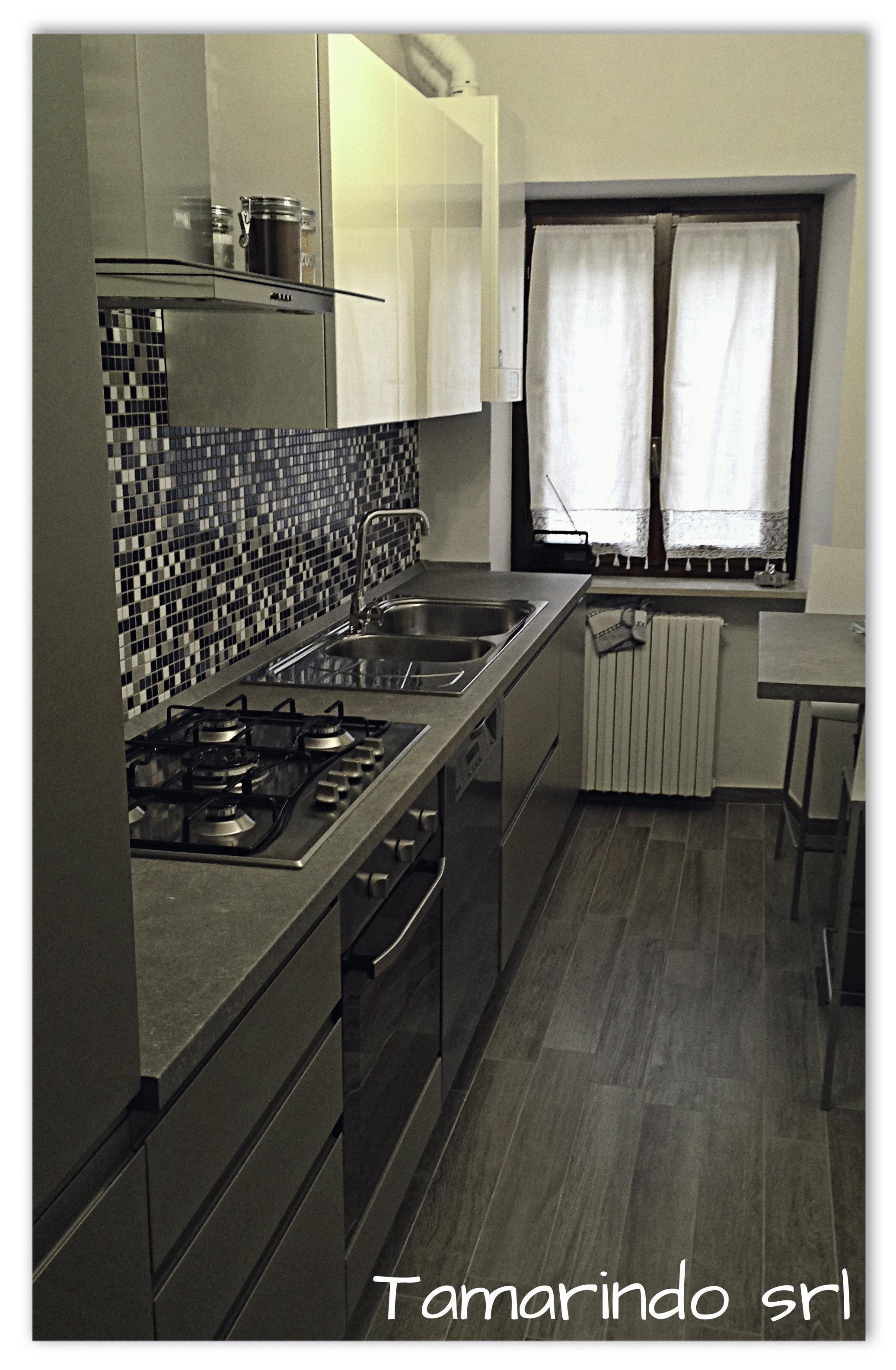 Mosaico appiani e doccia disenia tamarindo s r l - Mosaico per cucina ...